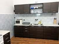 Kompletně vybavená kuchyň - Strážné