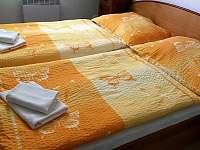Pokoj pro 2 osoby - chalupa ubytování Strážné
