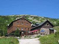 Penzion na horách - zimní dovolená Špindlerův Mlýn