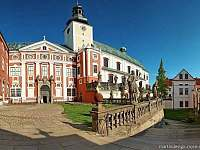 Broumovský klášter - Trutnov - Bojiště