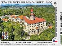 Náchodský zámek - Trutnov - Bojiště