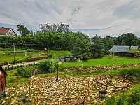 zahrada,malý srub a hry - Trutnov - Bojiště
