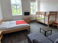 Apartmán č. 1 - ubytování Horní Maršov