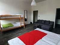 Apartmán č. 1 - k pronájmu Horní Maršov