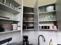U Maxíků, kuchyně je společná pro všechny 4 apartmány - Horní Maršov