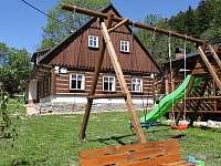 chalupa Černý Důl - Čistá v Krkonoších 8, léto - k pronájmu