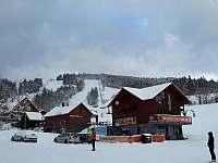 chalupa Černý Důl - Čistá v Krkonoších 8, ski -