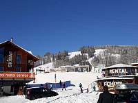 chalupa Černý Důl - Čistá v Krkonoších 8, skiareál 2 -