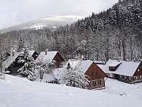 chalupa Černý Důl - Čistá v Krkonoších 8, zima 3 -