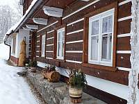 chalupa Černý Důl - Čistá v Krkonoších 8, zima 4 -