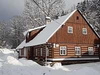chalupa Černý Důl - Čistá v Krkonoších 8, zima 5 - k pronájmu