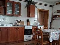 kuchyň apartmán - chata k pronájmu Poniklá
