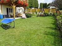 zahrada - Poniklá