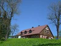 Chalupa k pronájmu - dovolená Koupaliště Retro park Sejfy rekreace Horní Albeřice