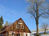 Horní Albeřice - chalupa k pronájmu - 5