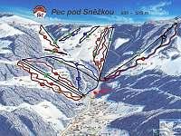 Lyžařské středisko Pec pod Sněžkou -