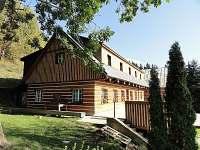 Chata U jasanu - od ohniště - ubytování Špindlerův Mlýn - Labská