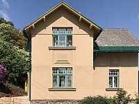 Pecka vily a rodinné domy  pronajmutí