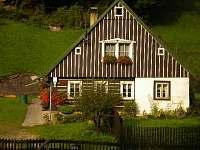 Baronova bouda Dolní Dvůr - chata ubytování Dolní Dvůr