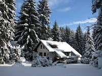 I v zimě je tu krásně.