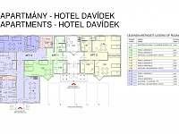 Apartmány Hotel Davídek - apartmán - 16 Trutnov
