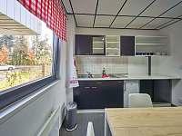 Apartmány 1 a 2 - sdílená kuchyňka - k pronájmu Trutnov
