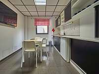 Apartmány 1 a 2 - sdílená kuchyňka - k pronajmutí Trutnov