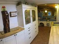 kuchyň - chalupa ubytování Rudník - Javorník
