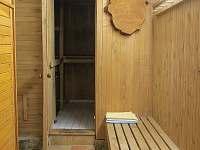 sauna - Rudník - Javorník