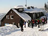 ubytování Ski areál Pařez - Rokytnice nad Jizerou Penzion na horách - Horní Mísečky