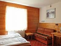 Pokoj  4 lůžka  wc a sprcha