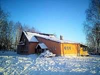 ubytování Sjezdovka Nad Nádražím - Semily Chata k pronájmu - Vysoké nad Jizerou - Helkovice