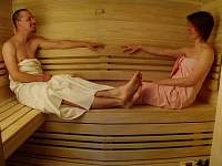 Sauna - chalupa k pronajmutí Bernartice