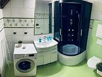 Koupelna - apartmán k pronájmu Horní Malá Úpa