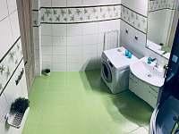 Koupelna - apartmán k pronajmutí Horní Malá Úpa