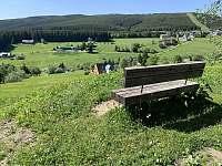 Okolí Barborky v létě - Horní Malá Úpa