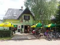 Rybářská bašta Severka - chata k pronájmu Staré Buky