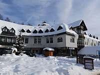 ubytování Lyžařské středisko Desná - Černá Říčka v apartmánu na horách - Harrachov