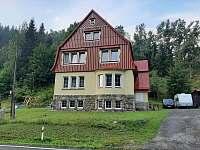 Vila na horách - okolí Stromkovic