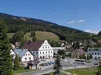 ubytování Lyžařský vlek Třešňovka - Horní Maršov v apartmánu na horách - Černý Důl