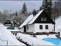 Chata k pronajmutí - okolí Čisté v Krkonoších