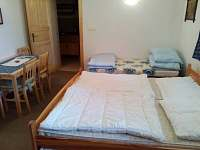 4lůžkový apartmán - chalupa k pronajmutí Hořejší Vrchlabí