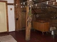 přístup k ložnici v 1.patře - Přední Labská