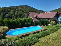 PENSION VĚRA - bazén - pronájem chalupy Rokytnice - Vilémov