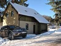 Chalupa u ski areálu Černý Důl - ubytování Černý Důl