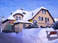 ubytování Lyžařský areál U Čápa - Příchovice v penzionu na horách - Vysoké nad Jizerou