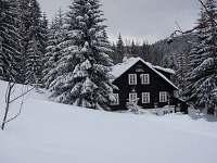 Chata k pronajmutí - zimní dovolená Dolní Mísečky