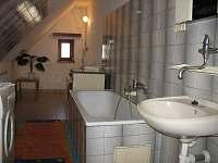 koupelna patro - Víchová nad Jizerou