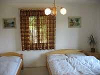 ložnice č.1 - Víchová nad Jizerou