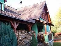 Jestřabí v Krkonoších - Křížlice - chalupa k pronájmu - 10
